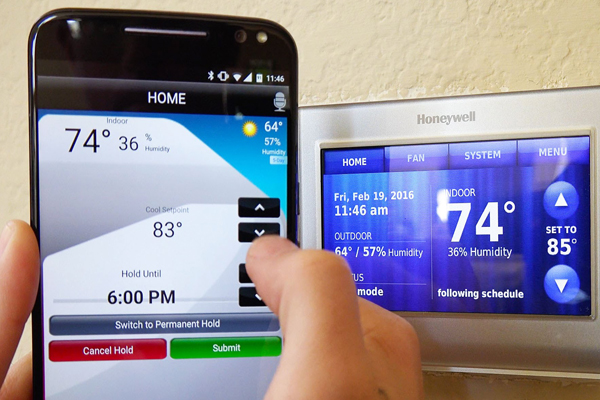 Winter Programmable Thermostat Schedule For Maximum Savings